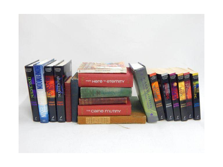 Collection of Modern & Vintage Books