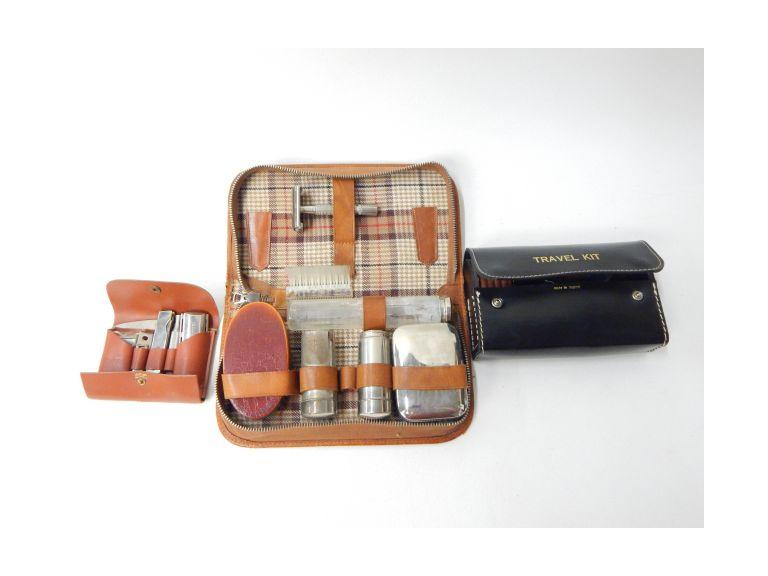 Vintage Portable Travel Cases
