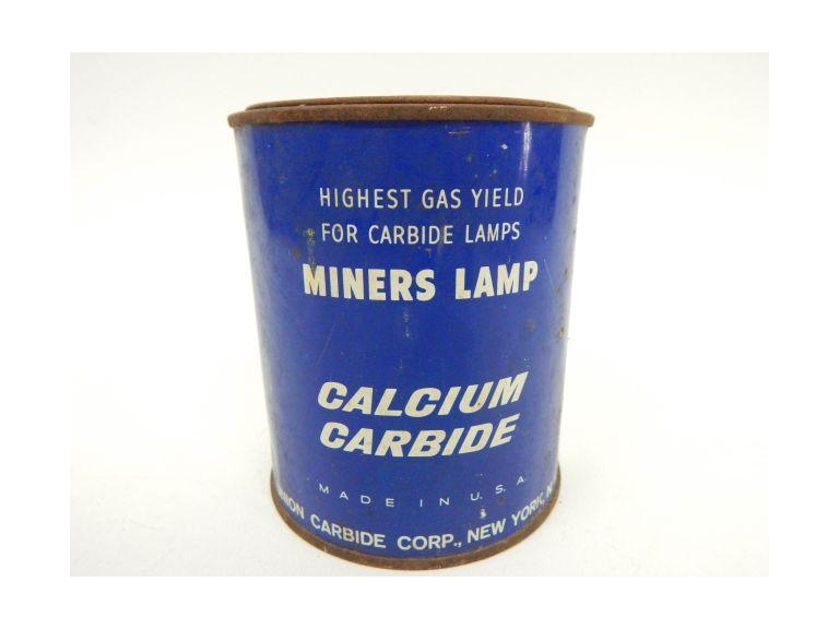 Miners Lamp Calcium Carbide