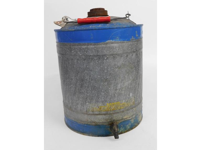 Vintage 5 Gallon Oil Can