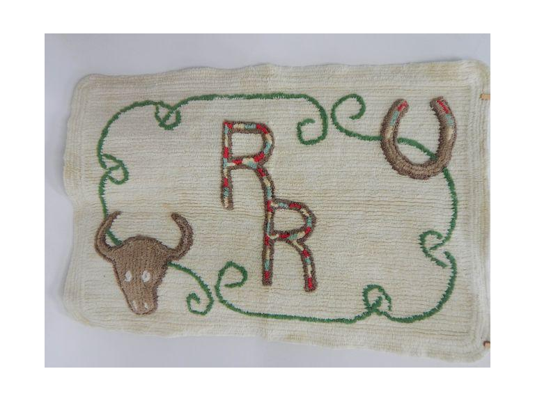 Roy Rogers Throw Rug