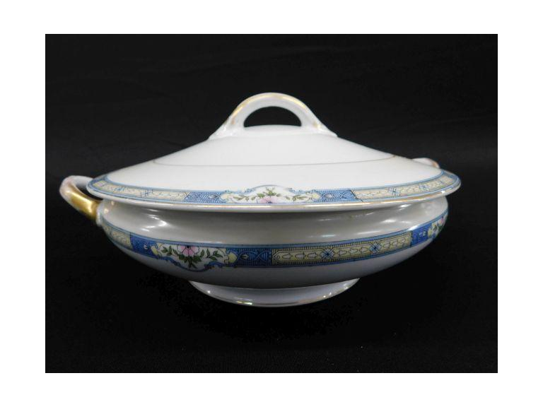Nortake China Covered Dish