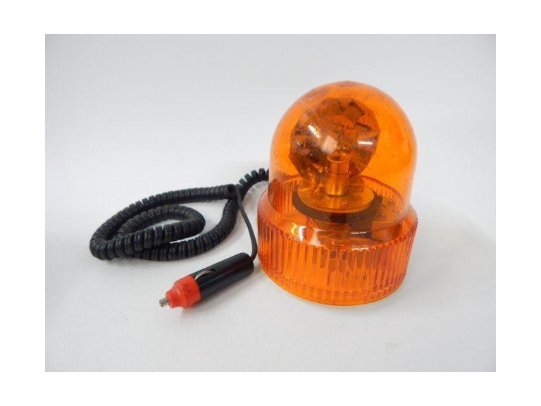 12 Volt Revolving Caution Light