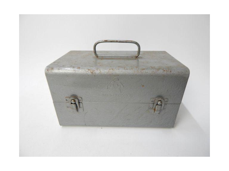 Steel Film Reel Case with Films reels and Covers