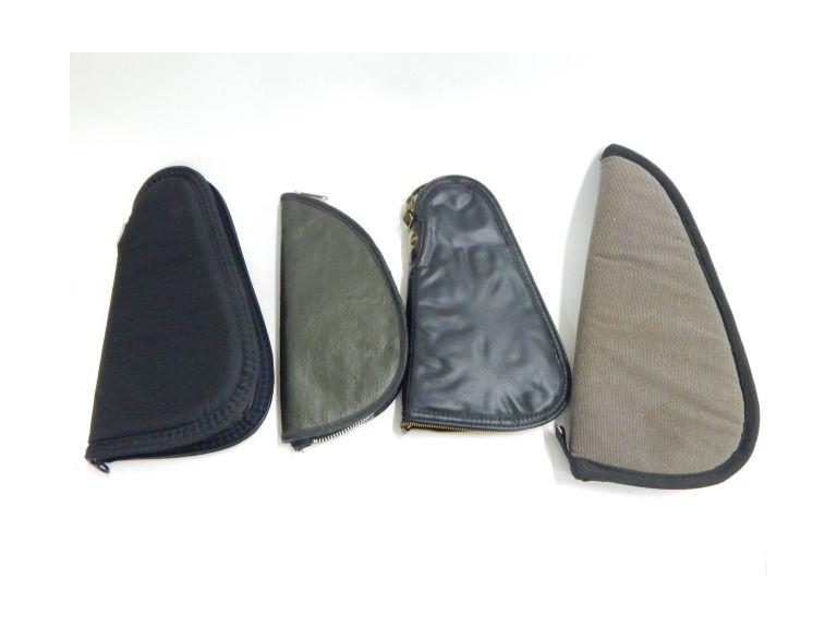 Padded hand Gun Cases