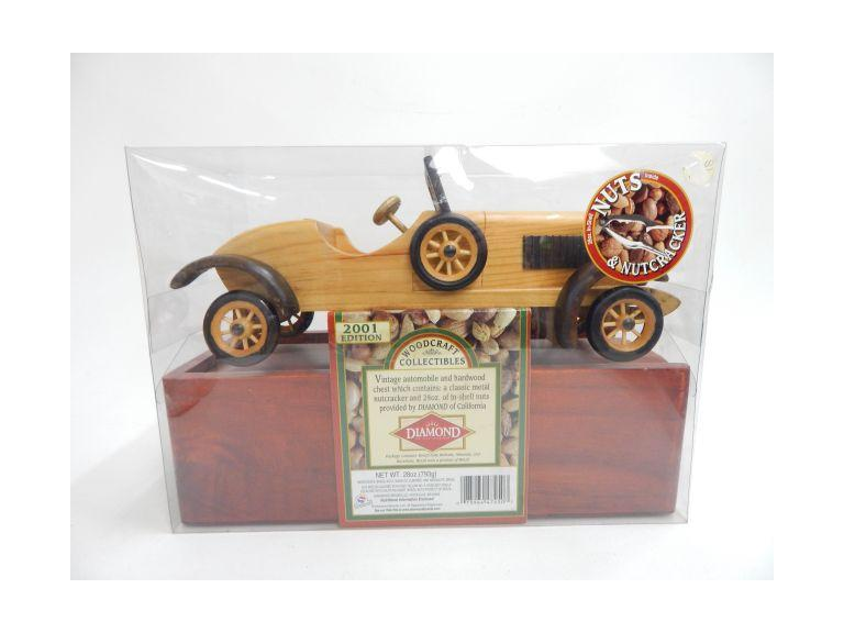 Woodcraft Collectibles wooden car model