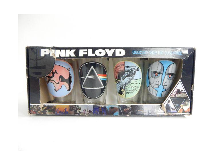 Pink Floyd Pint Glass Set
