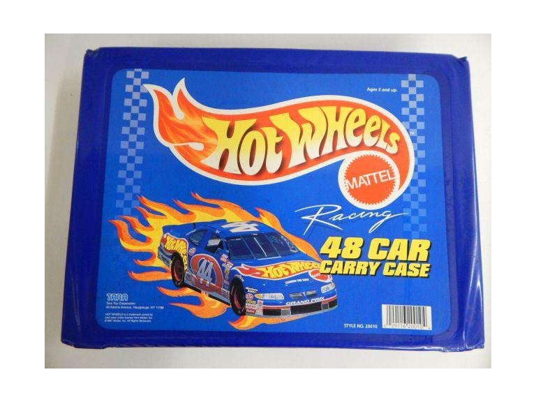 Full Hot Wheels Car Case