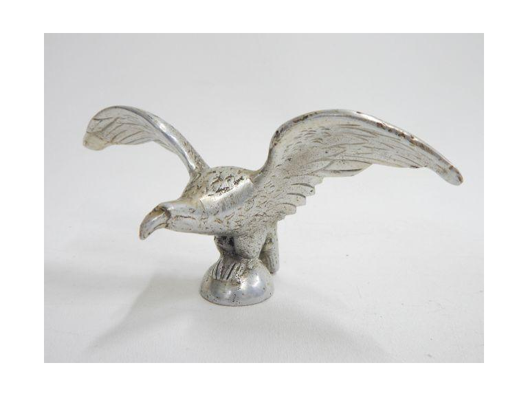 Small Cast Aluminum Eagle