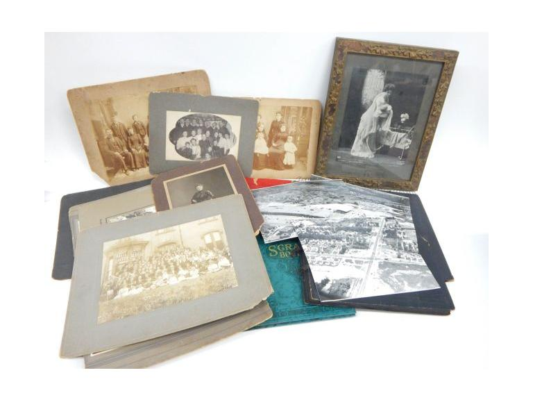 Antique & Vintage Photographs & photo Albums