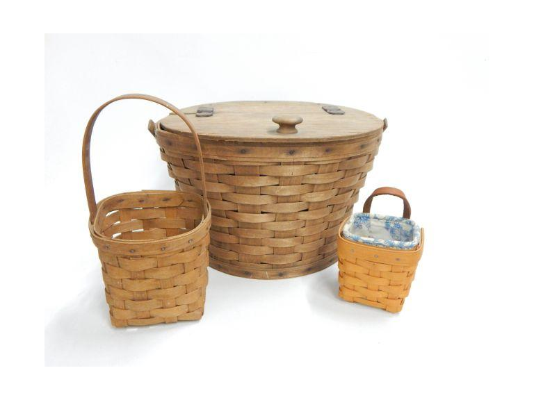 Longaberger Basket Collection