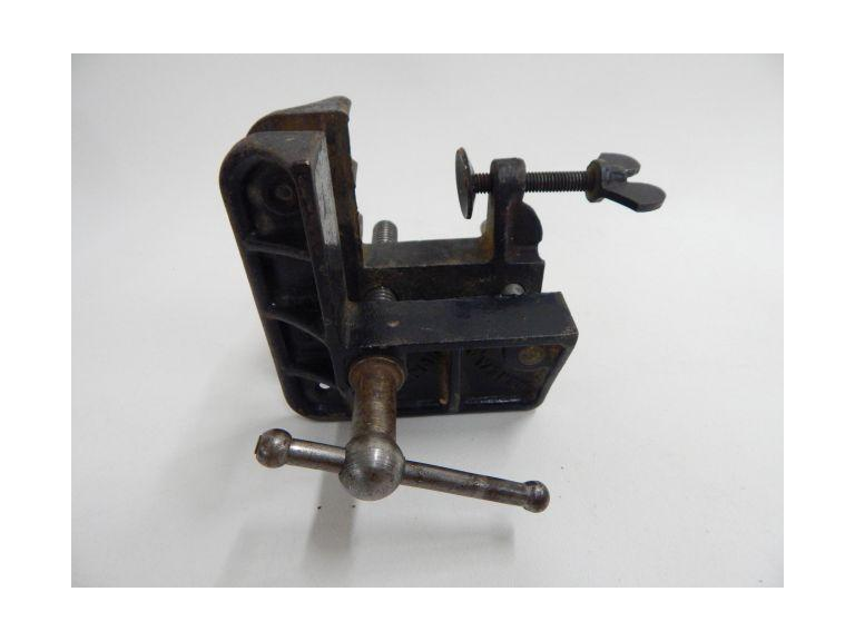 Small Antique Bench Vise