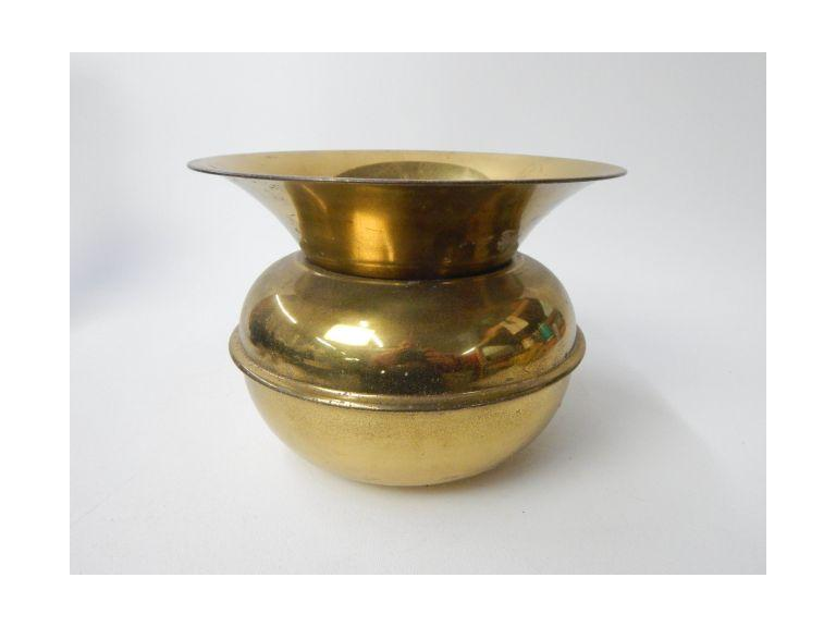 Old Brass Spittoon