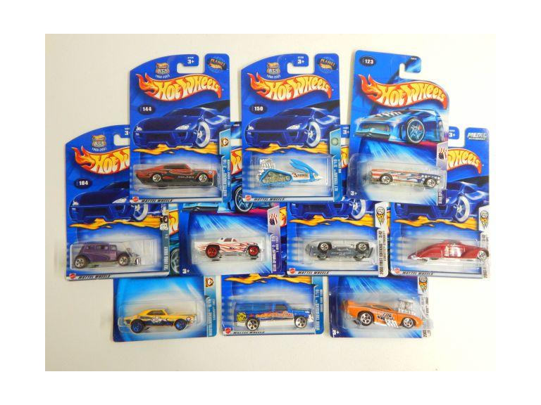 New in the Package Hot Wheels