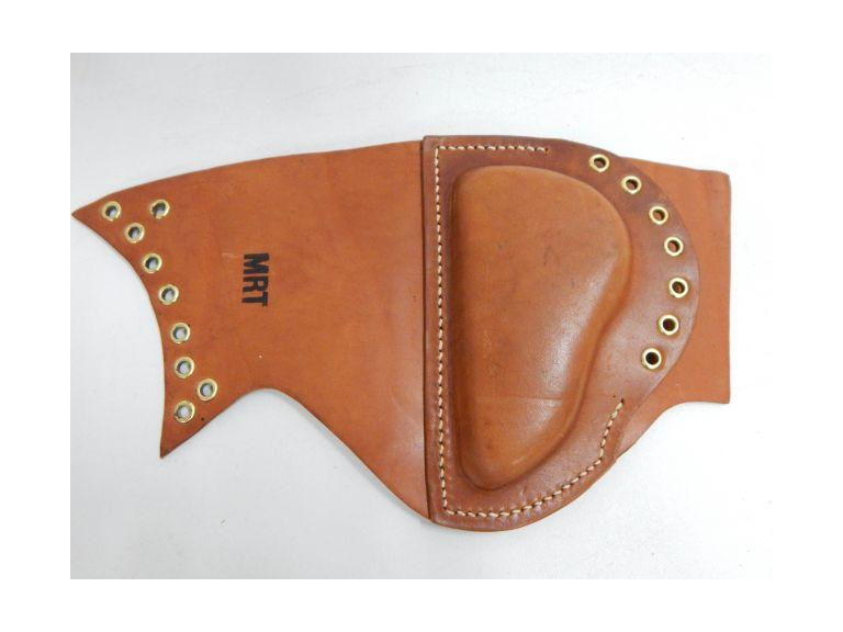 Leather Cheek Pad