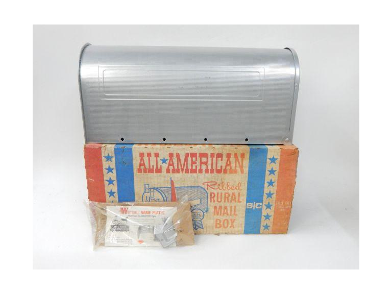 All-American Steel Mailbox
