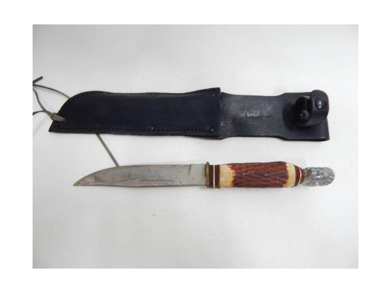 GC Co. Japan Fixed Blade Knife