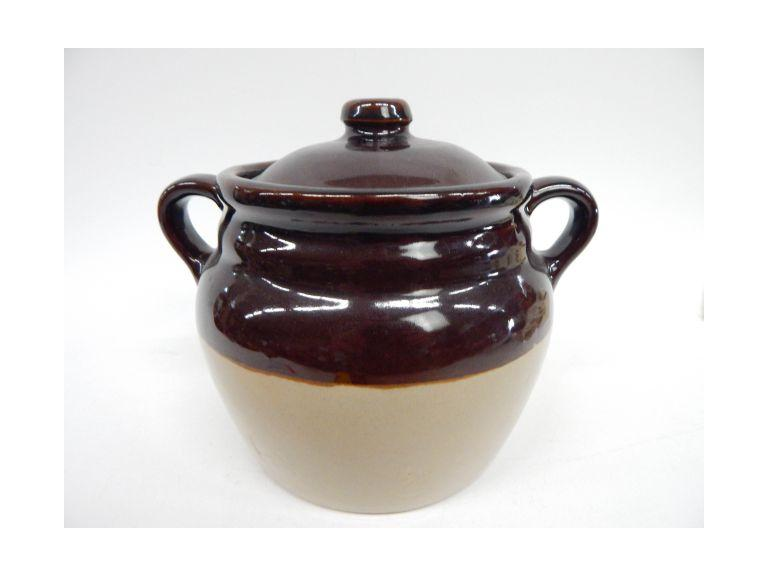 Monmouth Pottery Bean Pot
