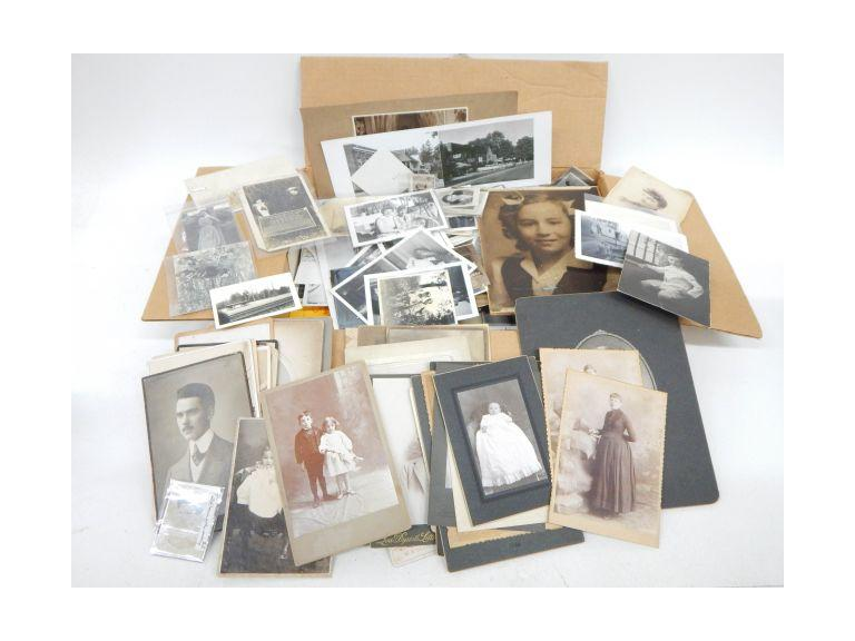 Antique and Vintage photographs