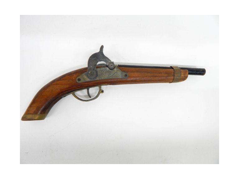 Vintage Toy Flintlock Gun