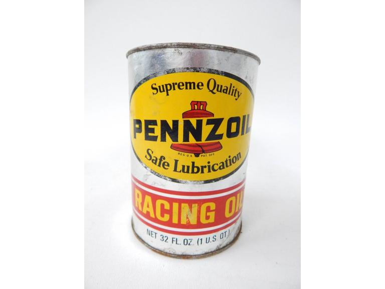 Pennzoil One Quart Oil Can