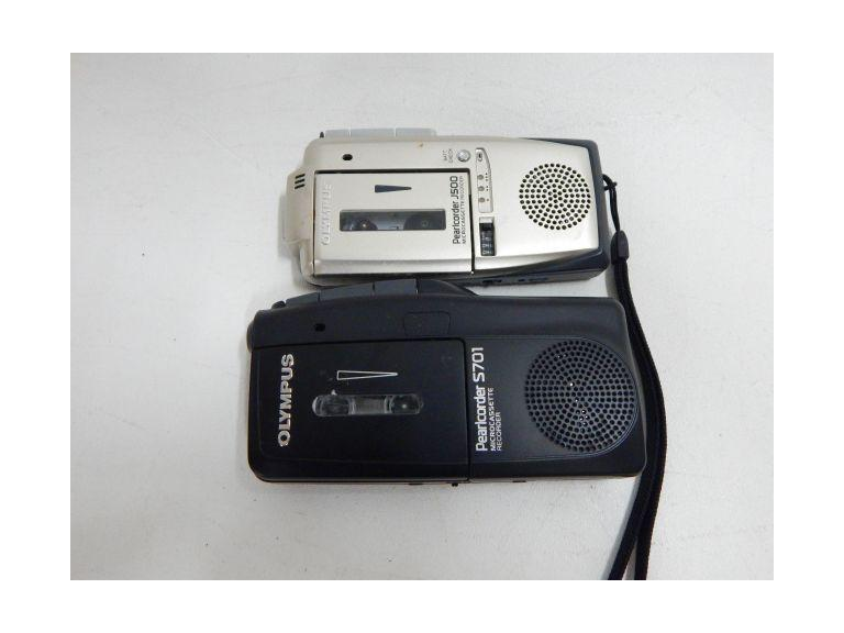 Olympus Mini Recorder