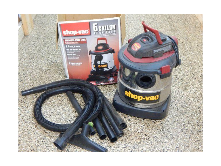 5 Gallon Portable Shop-Vac