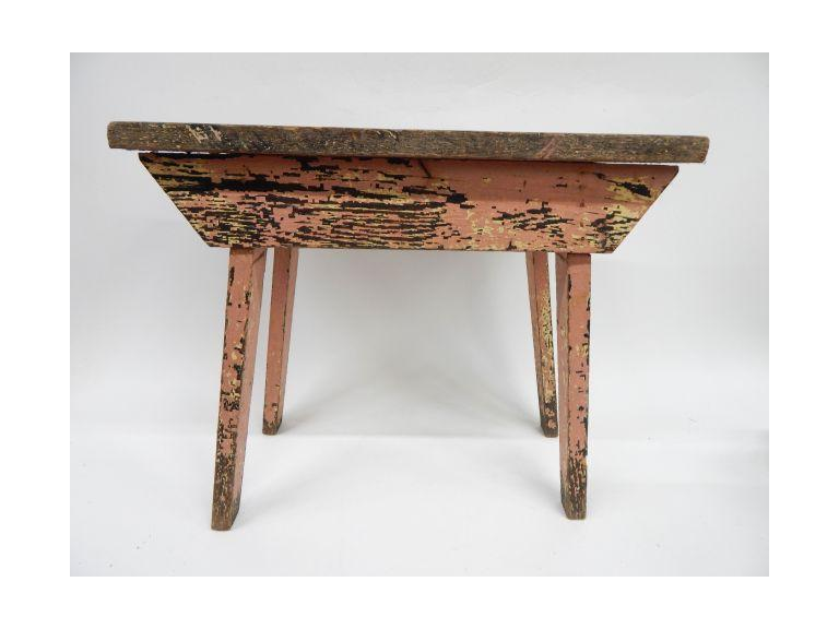 Old Rustic Small Bench