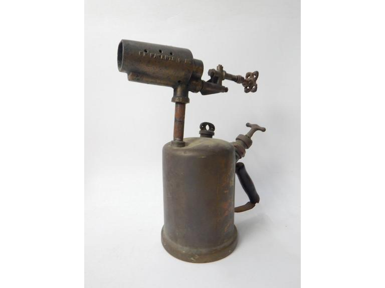 Large  Clayton & Lambert Blow Torch