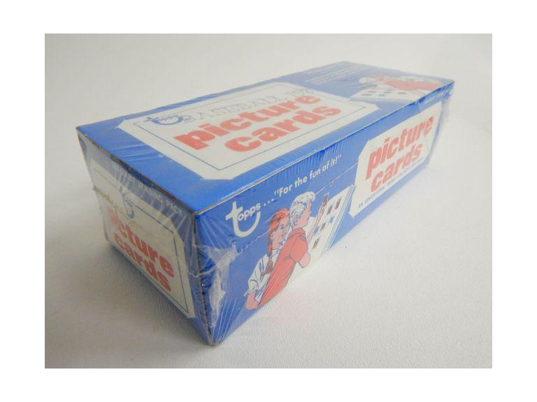 1989 Topps Baseball Sealed Box