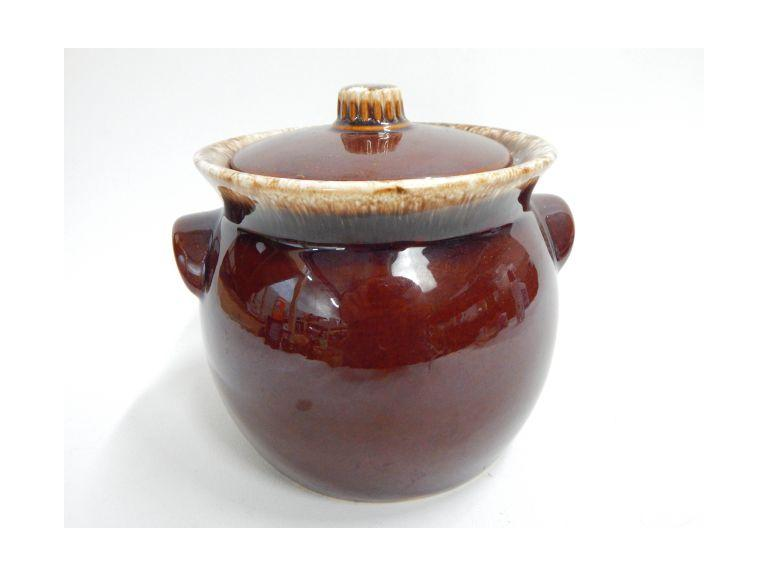 Hull Oven Proof Bean Pot
