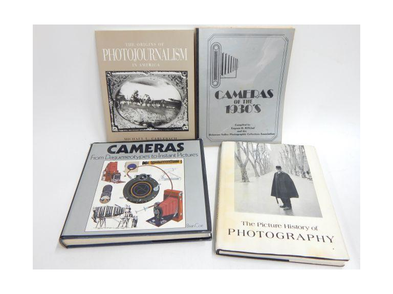 Collection of Camera & Photography books