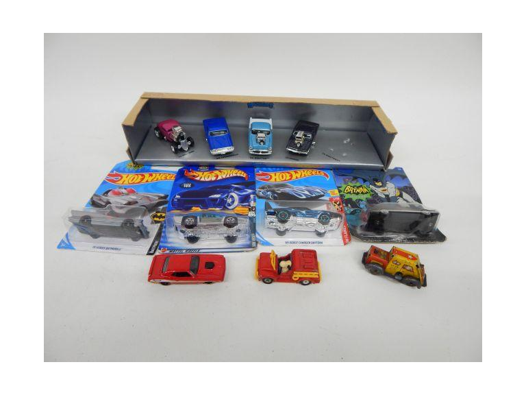 Collection of Die-Cast Cars