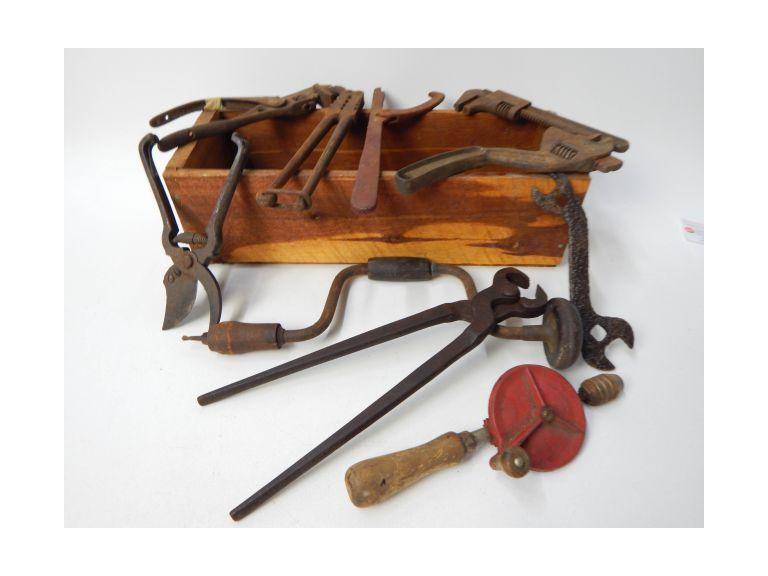 Vintage & Antique Hand Tools