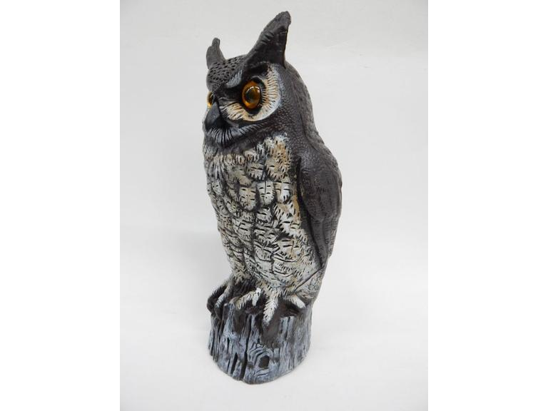 Blow mold Plastic Owl