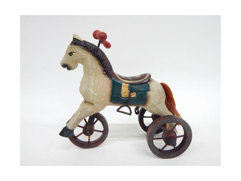 Small Wooden Horse Toy