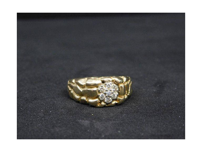 Ladies 10k Gold Ring