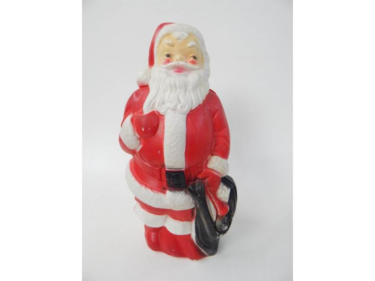 Empire Blow Mold Santa
