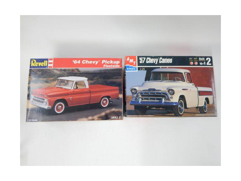 Classic Chevy Truck Model Kits