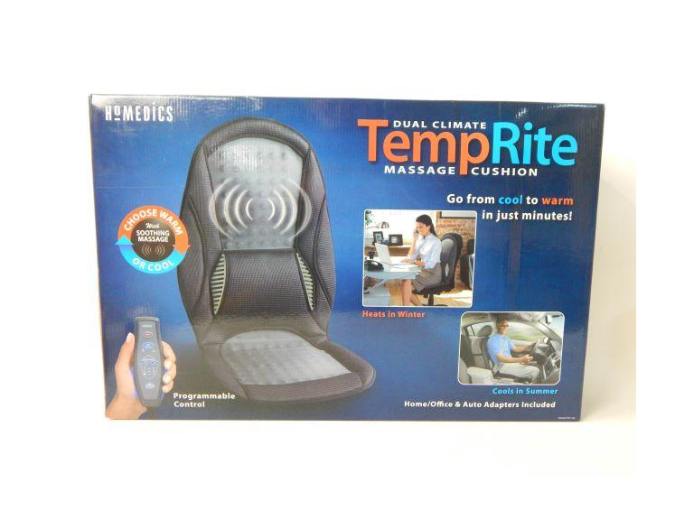 homedics Heated Massage Cushion