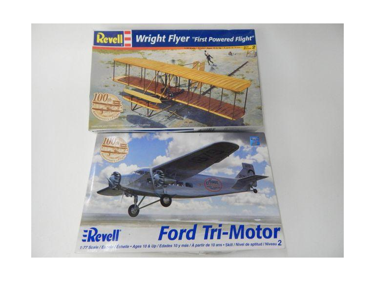 Revell Airplane Model Kits