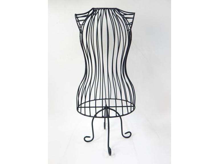 Wire Framed Dress Form