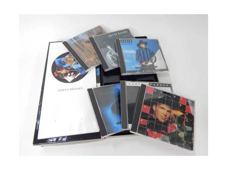 Garth Brooks Limited Series CD Set