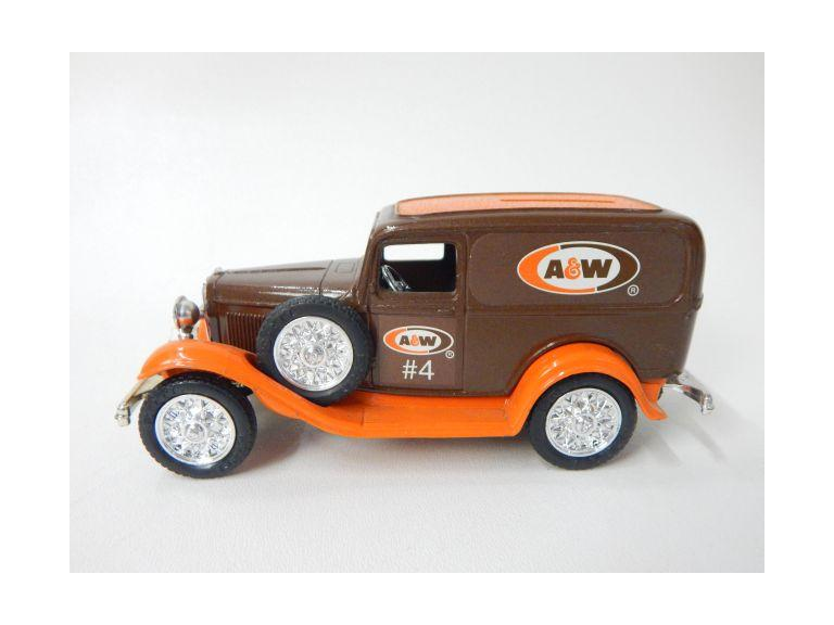 A&W Rootbeer die-cast  Toy Bank