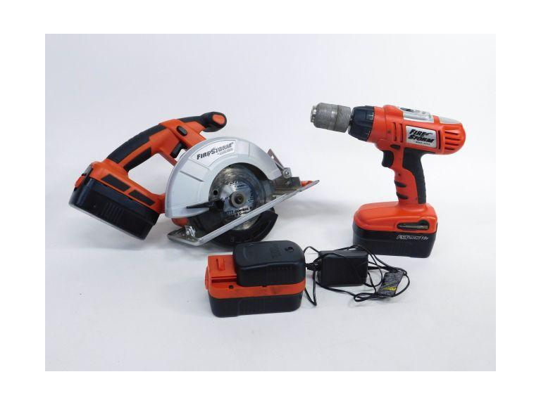 Black and Decker Cordless Tools
