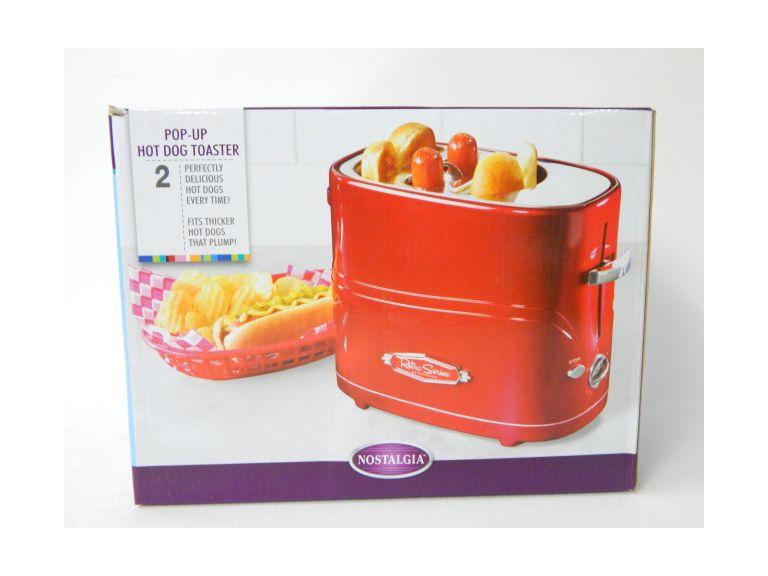 New Nostalgia Hot Dog Cooker