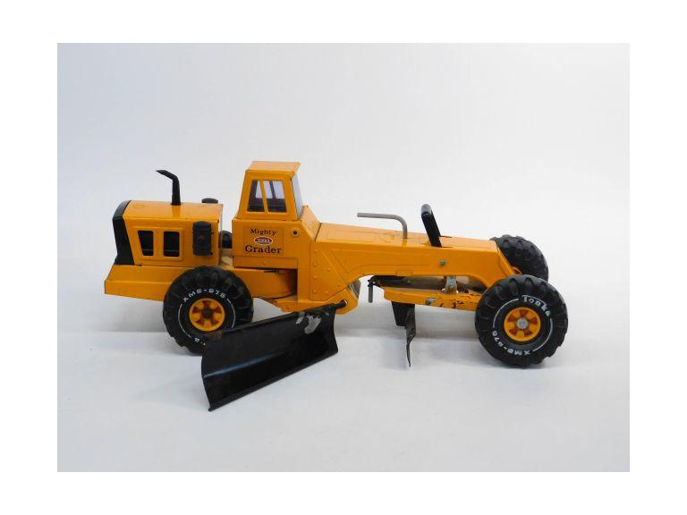 Tonka Mighty Grader