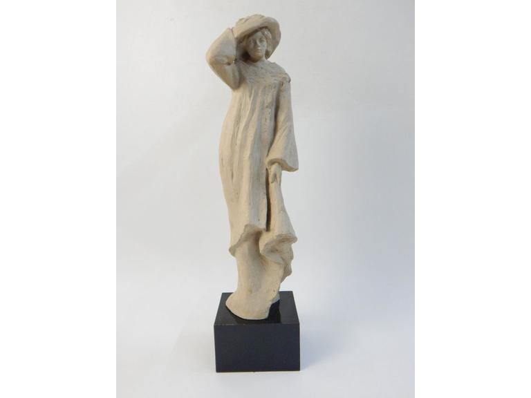 Auston Products Clay Pottery Statue