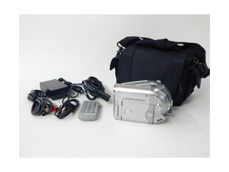 Canon DVD Camcorder and Accessories