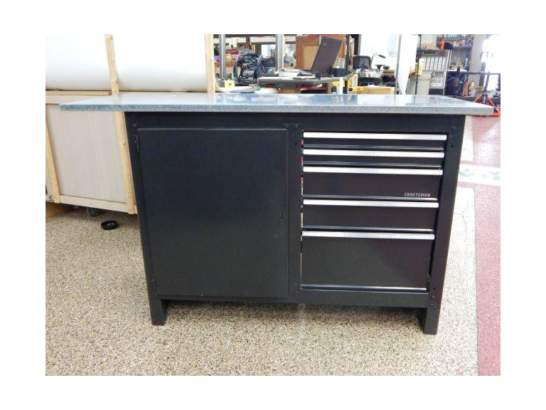 Craftsman Tool Box Work Table